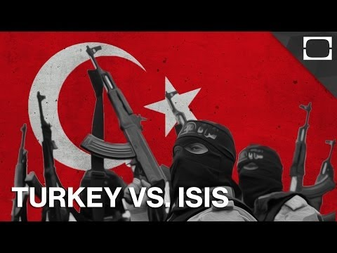 Why Turkey Doesn't Want To Fight ISIS