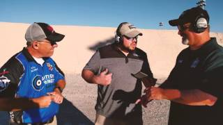 Rob Leatham and Kyle Schmidt on the AutoTargets