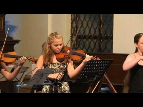 A.Vivaldi: Koncert Pro 4 Housle A Orchestr H Moll