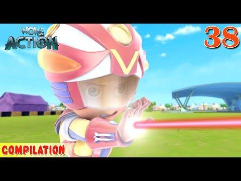 Vir : The Robot Boy | Vir Action Collection - 38 | Action series | WowKidz Action
