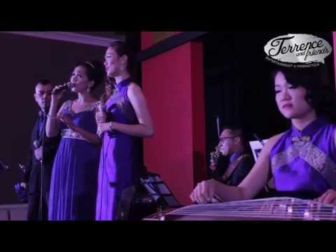 Bengawan Solo, Gesang (cover) - Terrence and Friends - Live Performance