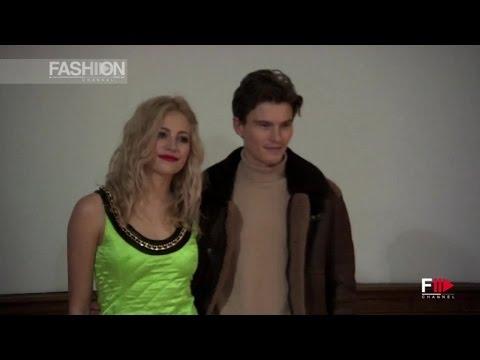 MOSCHINO Highlights Fall Winter 2015 2016 Menswear London by Fashion Channel