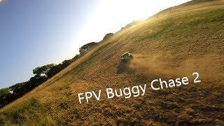 FPV Dusty Sunset RC Buggy Chase
