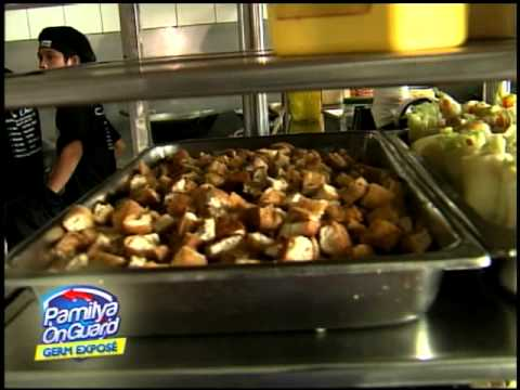 Poisonous bacteria can inhabit food left under room temperature
