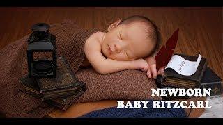 Newborn Baby Ritzcarl - by Creative Photo Studio