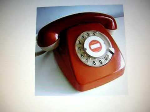1960  Phone with Ringtone
