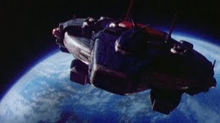 Power Rangers In Space - From Out of Nowhere - Power Rangers on the Megaship
