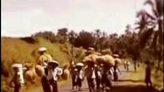 Ubud, Bali, Indonesia 1937 in Colour - Tempo Doeloe