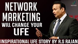 Network Marketing Will Change Your Life | Inspirational Life Story | Motivational Speech | Vestige