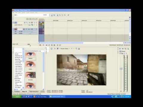 Sony vegas render  [XviD codec Must see]