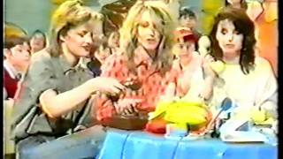 Watch Bananarama Michael Row The Boat Ashore video