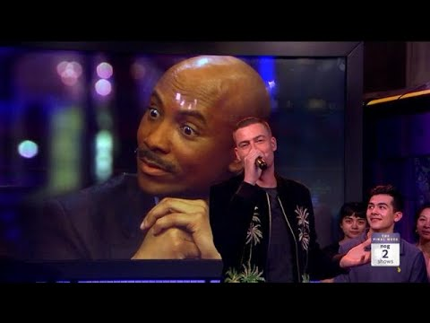 Lange Frans doet nog één keer de nachtgroet - RTL LATE NIGHT | RTL Late Night