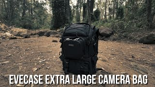 Could the Evecase Extra Large Camera Bag be the best backpack on the market?