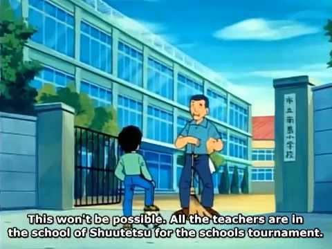 Captain Tsubasa 1983 Episode 5 English Sub