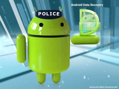 Android Data Recovery-Recover Contacts, SMS, Photos from Samsung Galaxy/HTC/Sony Phone