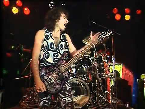 Joe Satriani - Live Montreux Blues Fest 1988 [full Concert] video