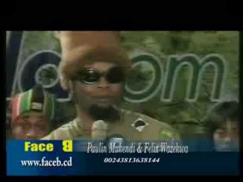 Paulin Mukendi dans: Face B avec Felix WAZEKWA