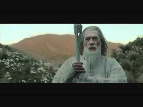 The Lord of the Rings: The Two Towers (2002) - Theoden Cries