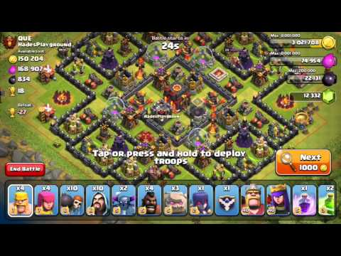 Clash of Clans - Time Machine to Clash of Clans in 2012...