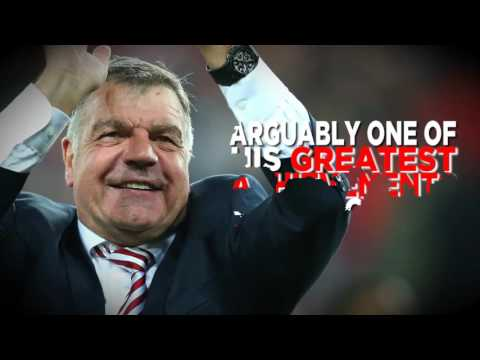 Sam Allardyce for England?