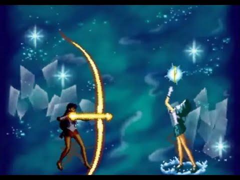 Sailor Moon Various Emotion Sailor Mars Gameplay 7