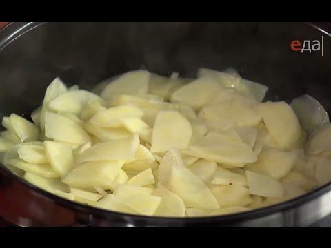 Принципы приготовления картошки