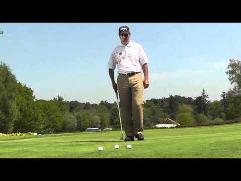 Golf Tips: Holing out with Jeev Milkha Singh
