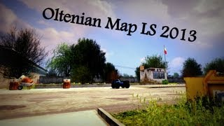 Oltenian map Ls 2013
