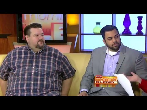 Chris March- Costume Designer for My Fair Lady on the Morning Blend