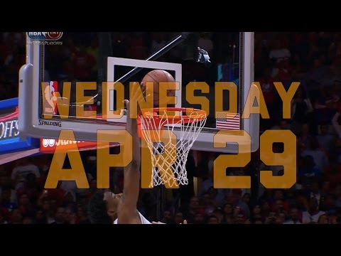 NBA Daily Show: Apr. 29 – The Starters