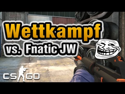 cs go match gegen fnatic jw xd youtube. Black Bedroom Furniture Sets. Home Design Ideas