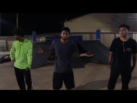SK8 WARS - Matt VS Richard Semi Finals