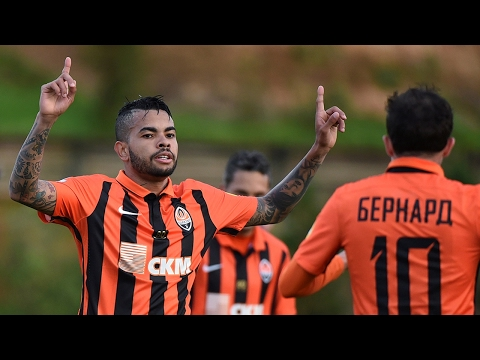 Shakhtar 2-2 Jablonec (4-5 on penalties). Highlights (31/01/2017)