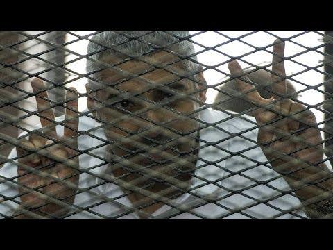 Egypt Convicts Three Al Jazeera Journalists