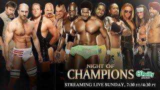 download lagu Night Of Champions 2013 Kickoff - Tag Team Turmoil gratis