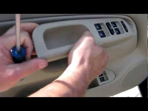 Volkswagen Jetta Driver's Door Panel How To Remove 99 to 05