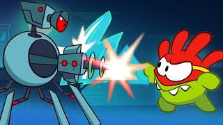 NEW Om Nom Stories | Rise of the Machines | Cut the Rope Kedoo ToonsTV