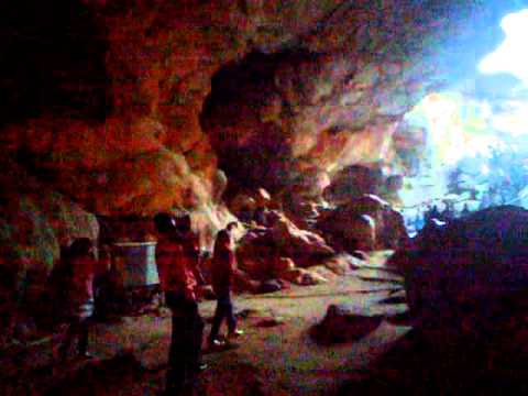 Burrah Caves video
