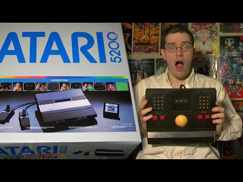 Atari 5200 - Angry Video Game Nerd