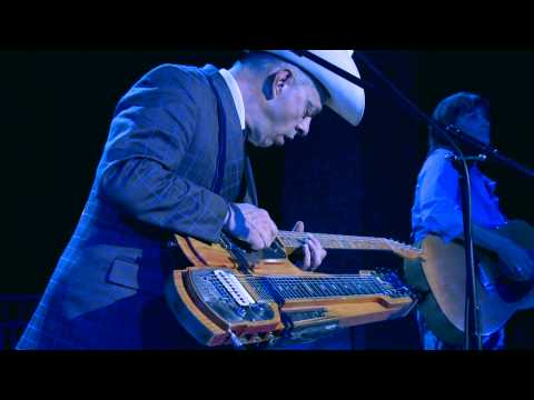 Junior Brown -Guit-Steel Blues - Bosque River Stage (Produced by The City of Waco)