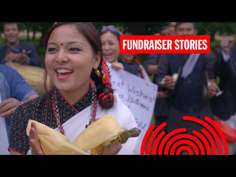 Nepal Earthquake Fundraiser Hero Surprise