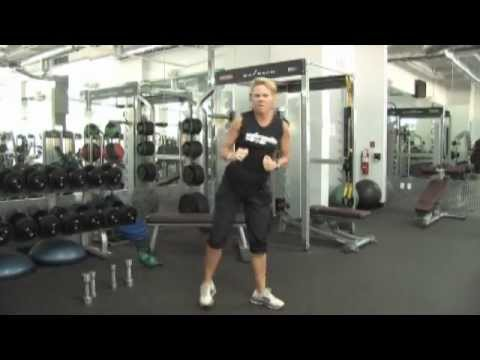 How to Use Martial Arts as an Exercise   Workout Tips with Fintness Specialist Lisa Gaylord thumbnail