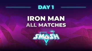 Smash Summit 7 - Iron Man - All Games