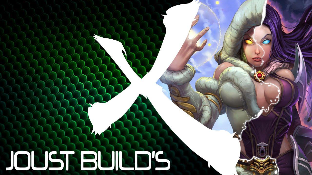 Joust Build 01