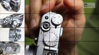 Fujifilm's FinePix X100 Camera Hands-on Review