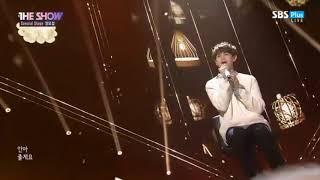 위로 (Solace) - 양요섭 (Yang Yoseob)  {SBS MTV The Show} 180306