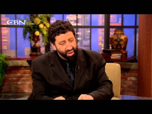 Jonathan Cahn Unlocks Thousands of Years of Mystery