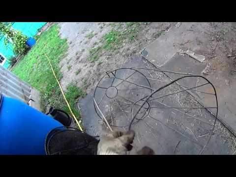 ловля раков на урале видео