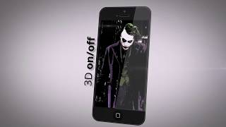 iPhone 5 3D Model After Effects Template