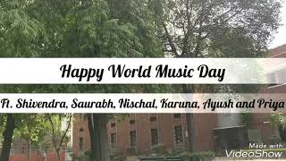 World Music Day 2018